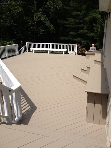 Porch, Deck & Patio