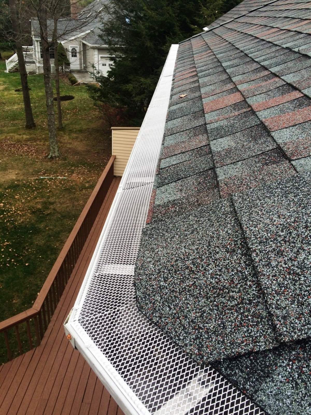 Install Gutter Covers to Avoid Blockages